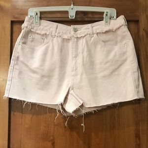 TOPSHOP MOM Style Shorts!!